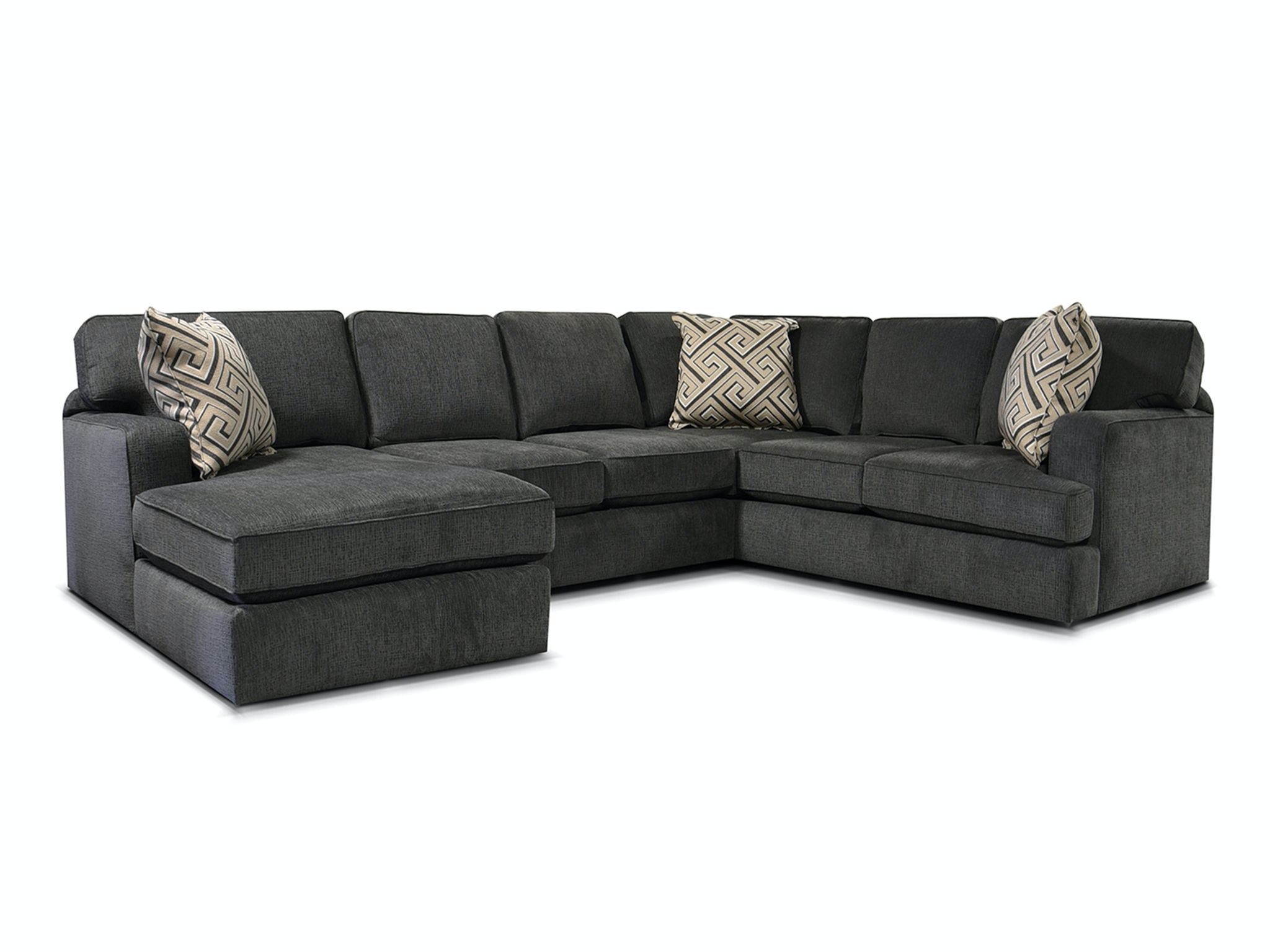 England Living Room Rouse Sectional 4r00 Sect England