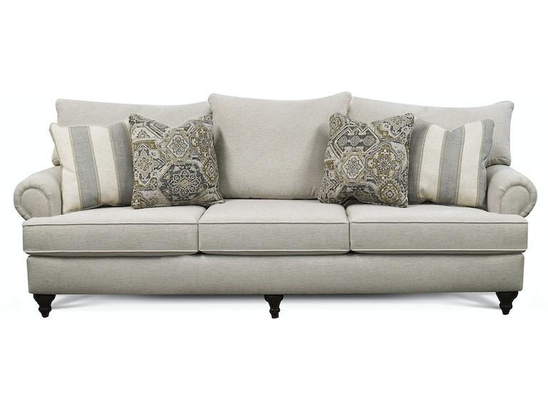 England Living Room Rosalie Sofa - Frazier and Son Furniture ...