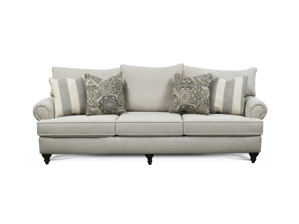 England living room rosalie sofa 4y05 england furniture for New england furniture