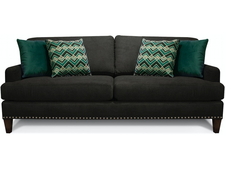 England Tara Sofa with Nails 4Z05N