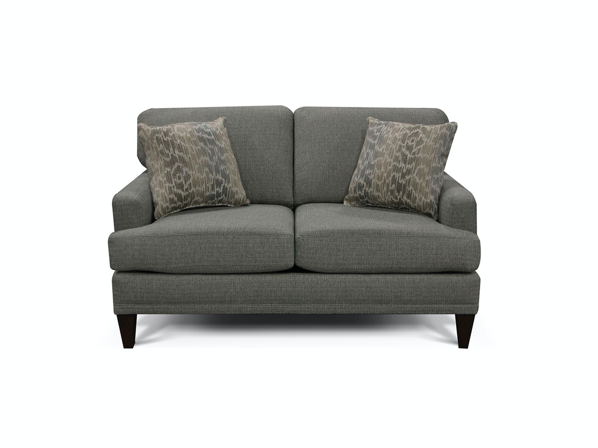 England Living Room Tara Loveseat 4Z06 - Arthur F Schultz ...
