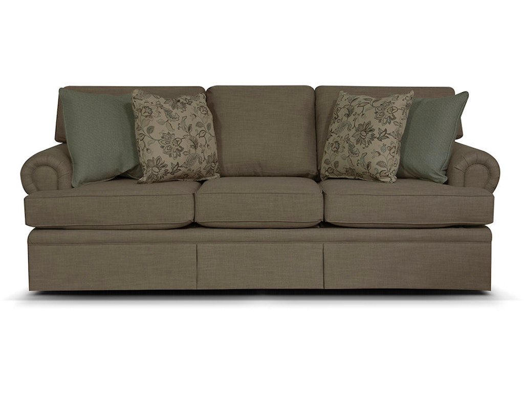 England living room cambria sofa 5355 morris furniture for Sofa company