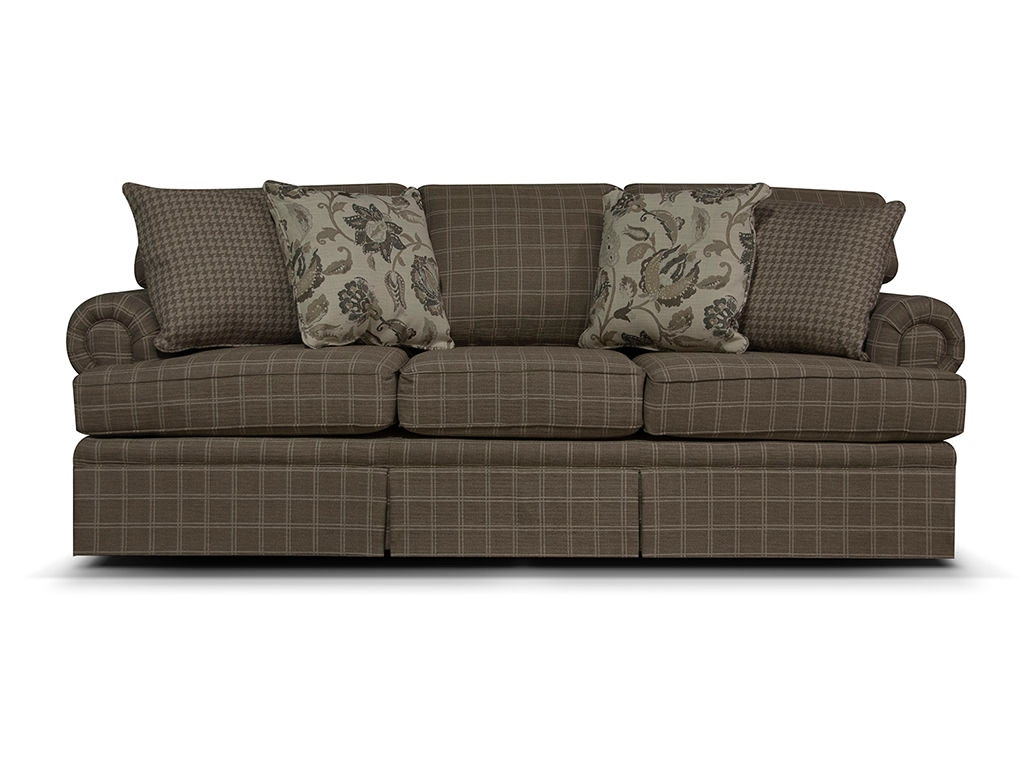 plaid living room furniture. England Living Room Clare Sofa 5375England FurnitureNew Plaid living room furniture
