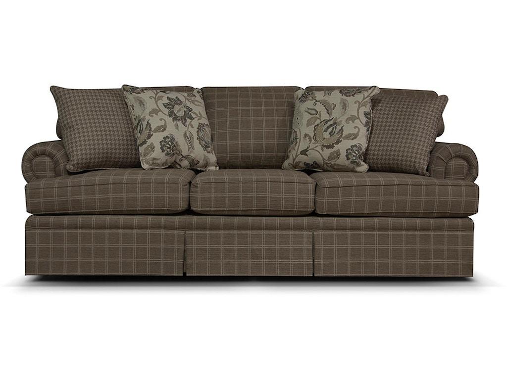 England Living Room Clare Sofa 5375 Trivett 39 S Furniture