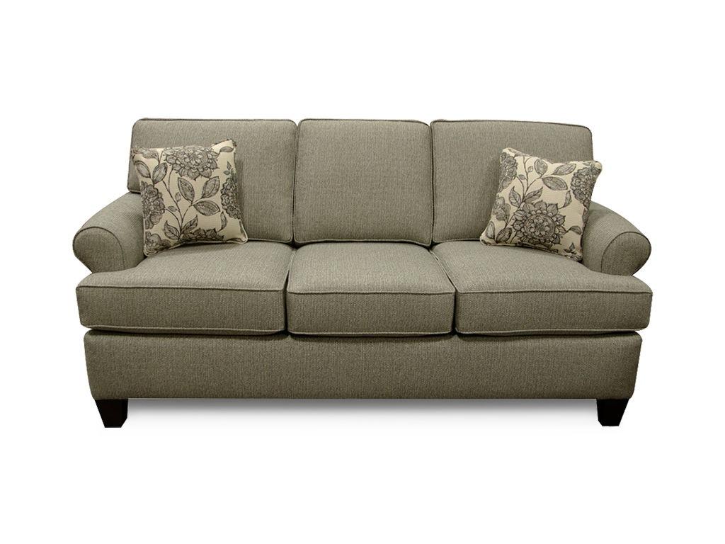 England Living Room Weaver Sofa 5385 England Furniture