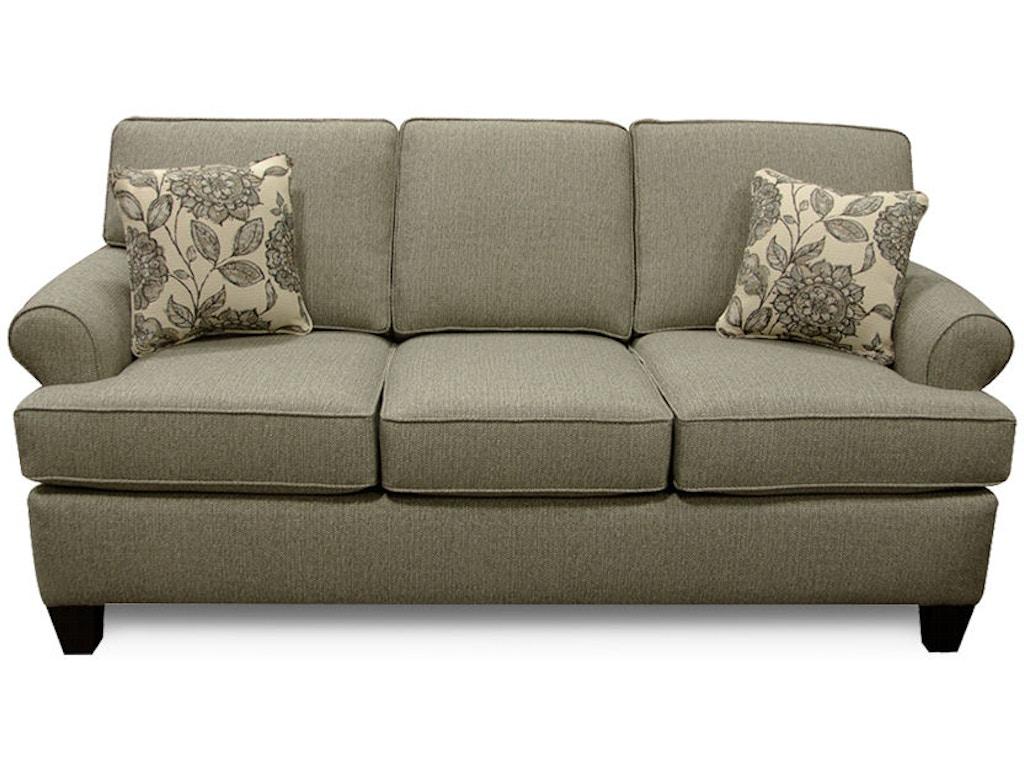 England Living Room Weaver Sofa 5385 Arthur F Schultz