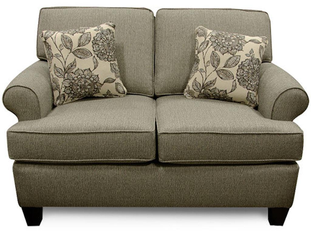 England Living Room Weaver Loveseat 5386 England