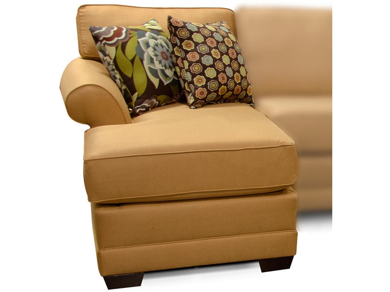 England Brantley Left Arm Facing Chaise Lounge 5630 06