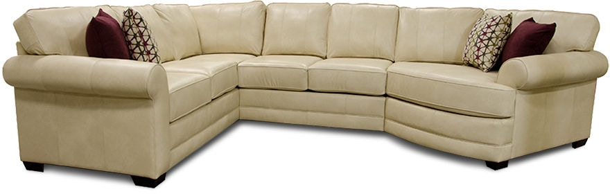 England Living Room Landry Sectional 5630AL-Sect - England ...