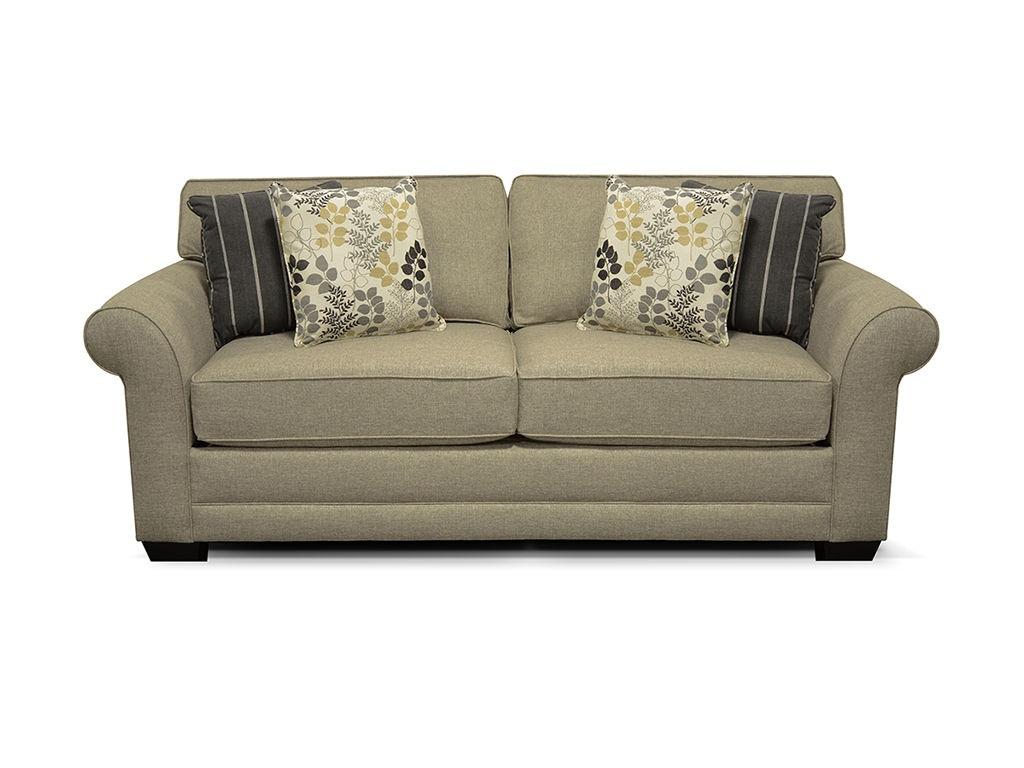 England Living Room Brantley Sofa 5635 Trivett 39 S Furniture Fredericks