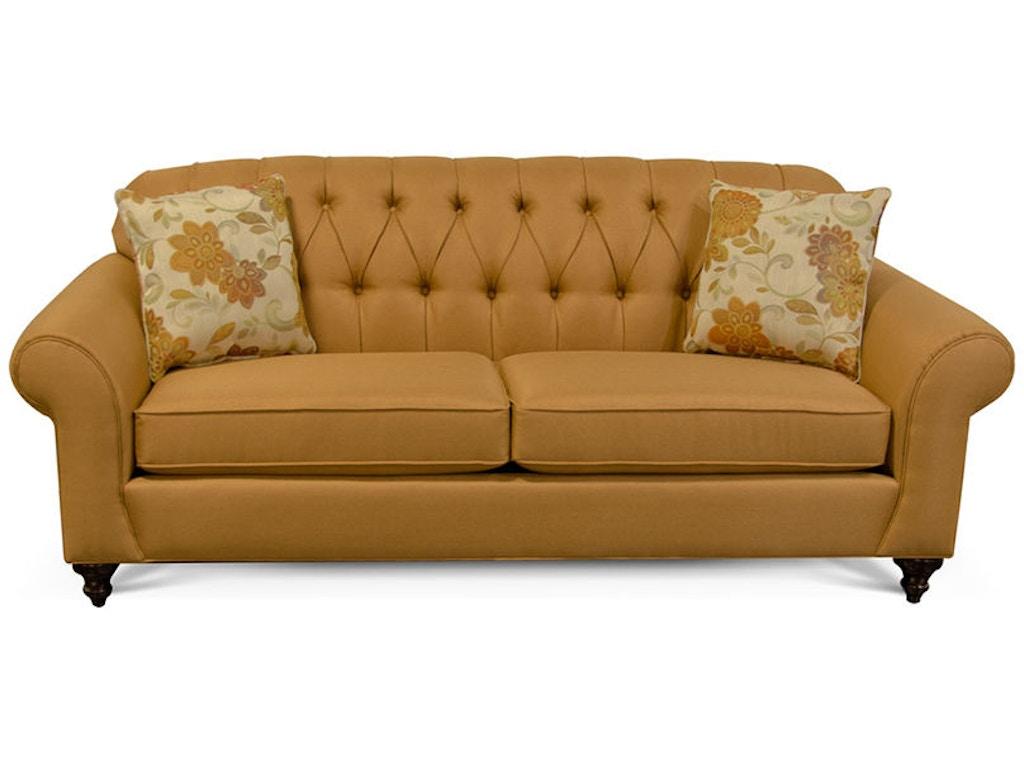 England Living Room Stacy Sofa 5735 Arthur F Schultz