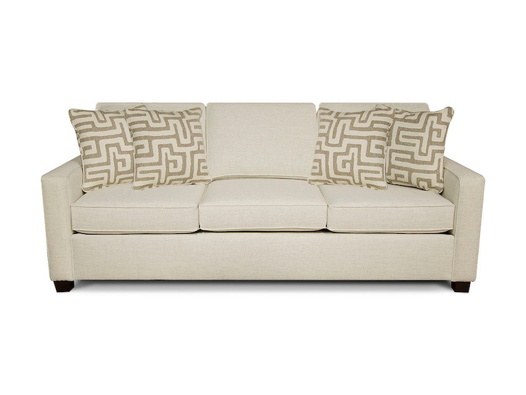 England Metro Mix River West Sofa 5a05 Gustafson 39 S Furniture And Mattress Rockford Il