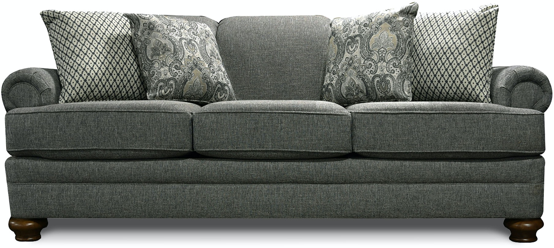 England Living Room Reed Sofa 200054 Hansens Furniture