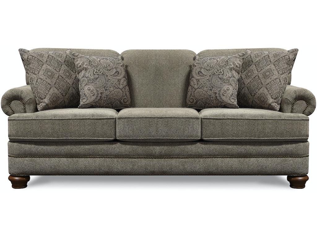 England Living Room Reed Sofa 5q05n Arthur F Schultz