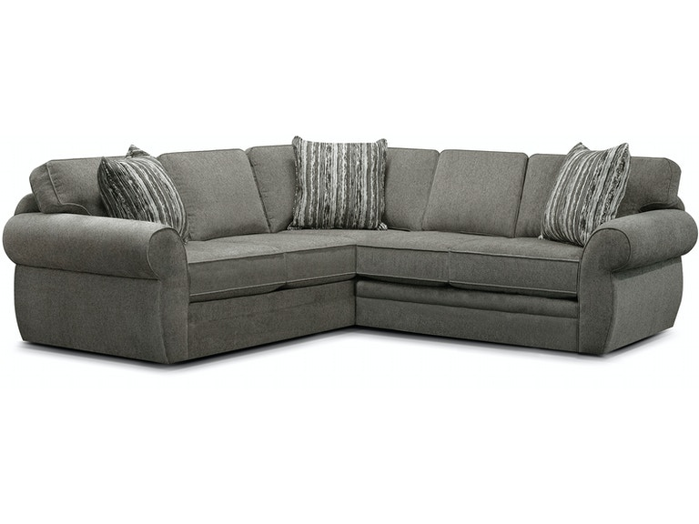 England Living Room Dolly Sectional SSECT England Furniture - Furniture dolly
