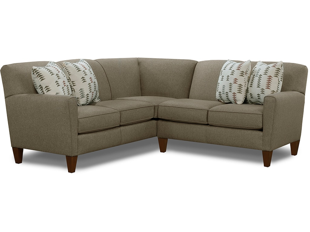 England Living Room Collegedale Sectional 6200 Sect Nehligs Furniture Stratford Nj