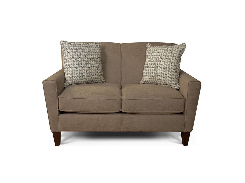 England Living Room Collegedale Loveseat 6206 Lynch
