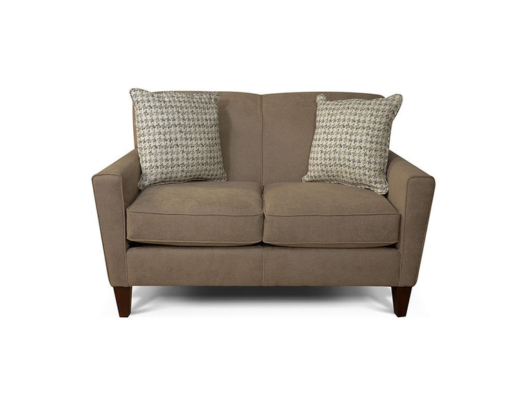 England Living Room Collegedale Loveseat 6206 England