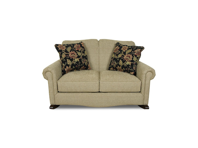 England Living Room Linden Rocking Loveseat 630 99 England Furniture New Tazewell Tn