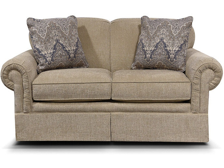England Nancy Loveseat 6550-88