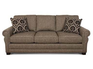 England Green Sofa 6935