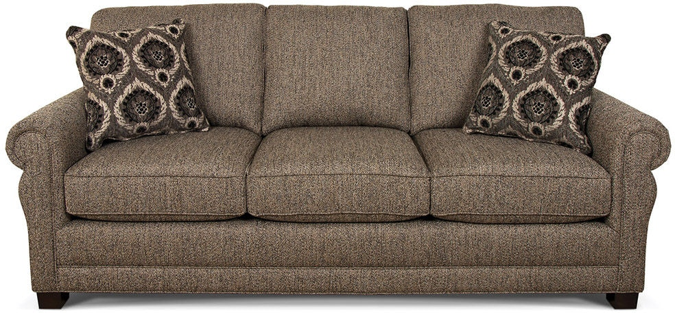 England Living Room Green Sofa 6935 Sofas Unlimited