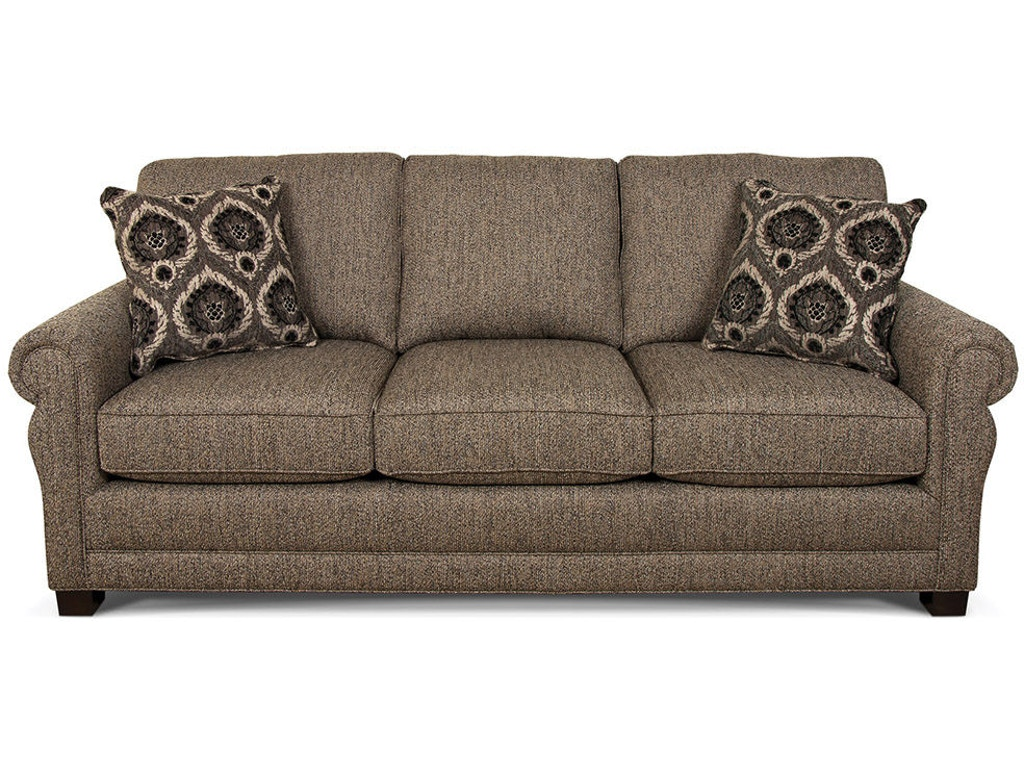 England living room green sofa 6935 england furniture for New england furniture