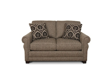 England Green Loveseat 6936