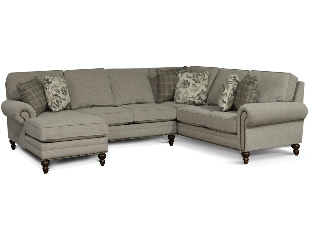 England Living Room Amix Sectional 7130 Sect Kemper Home Furnishings London And Somerset Ky