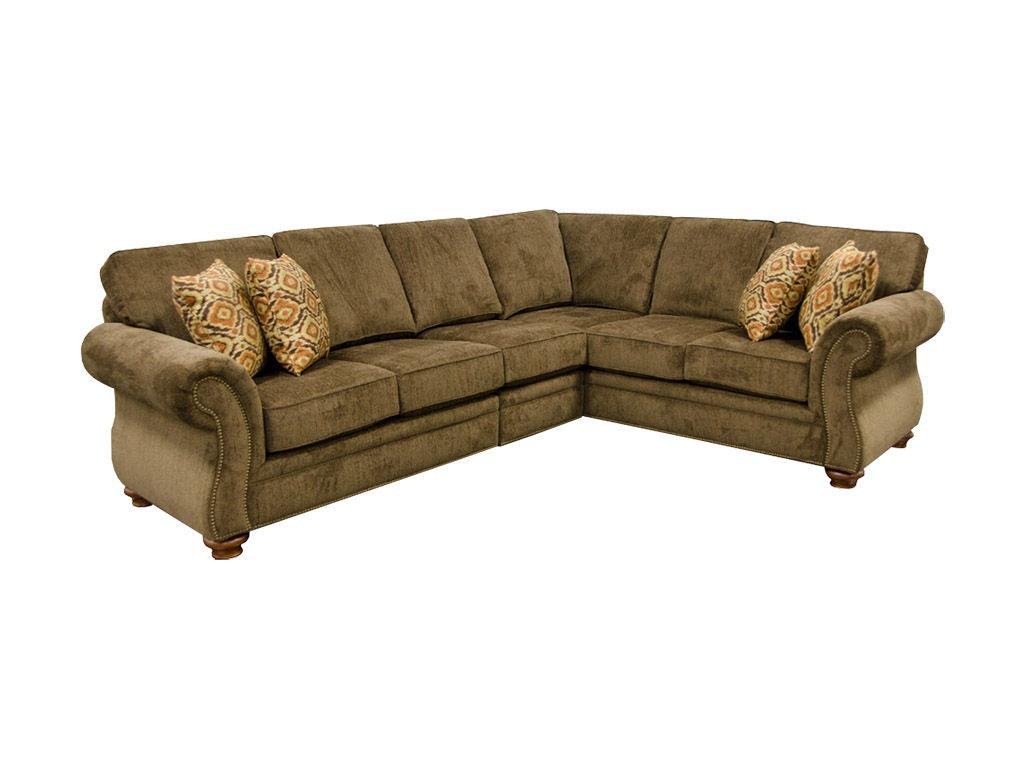 England living room sectional 7230n sect bob mills for Sectional sofas bob mills