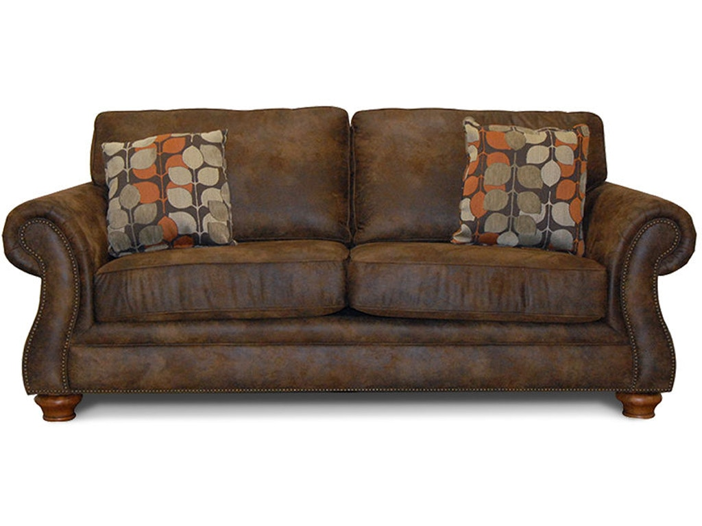 England Living Room Jeremie Sofa With Nails 7235rn