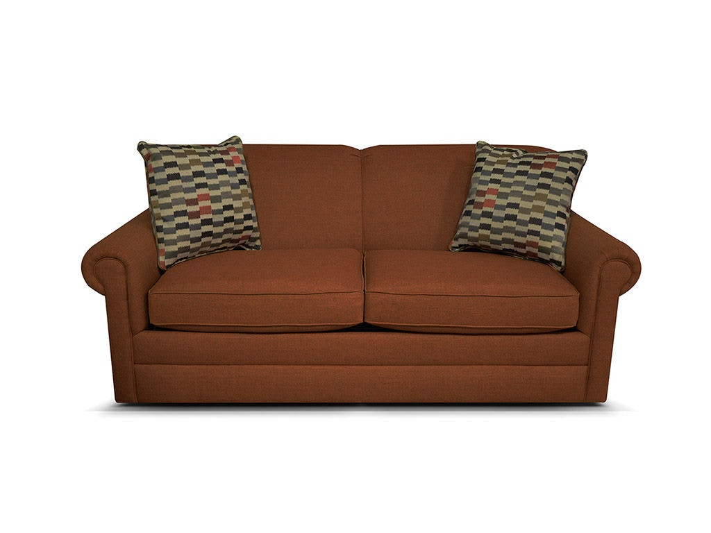 England Living Room Savona Loveseat 906 At Morris Furniture Company