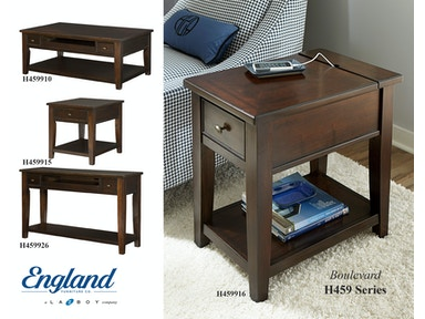 England Boulevard Tables H459