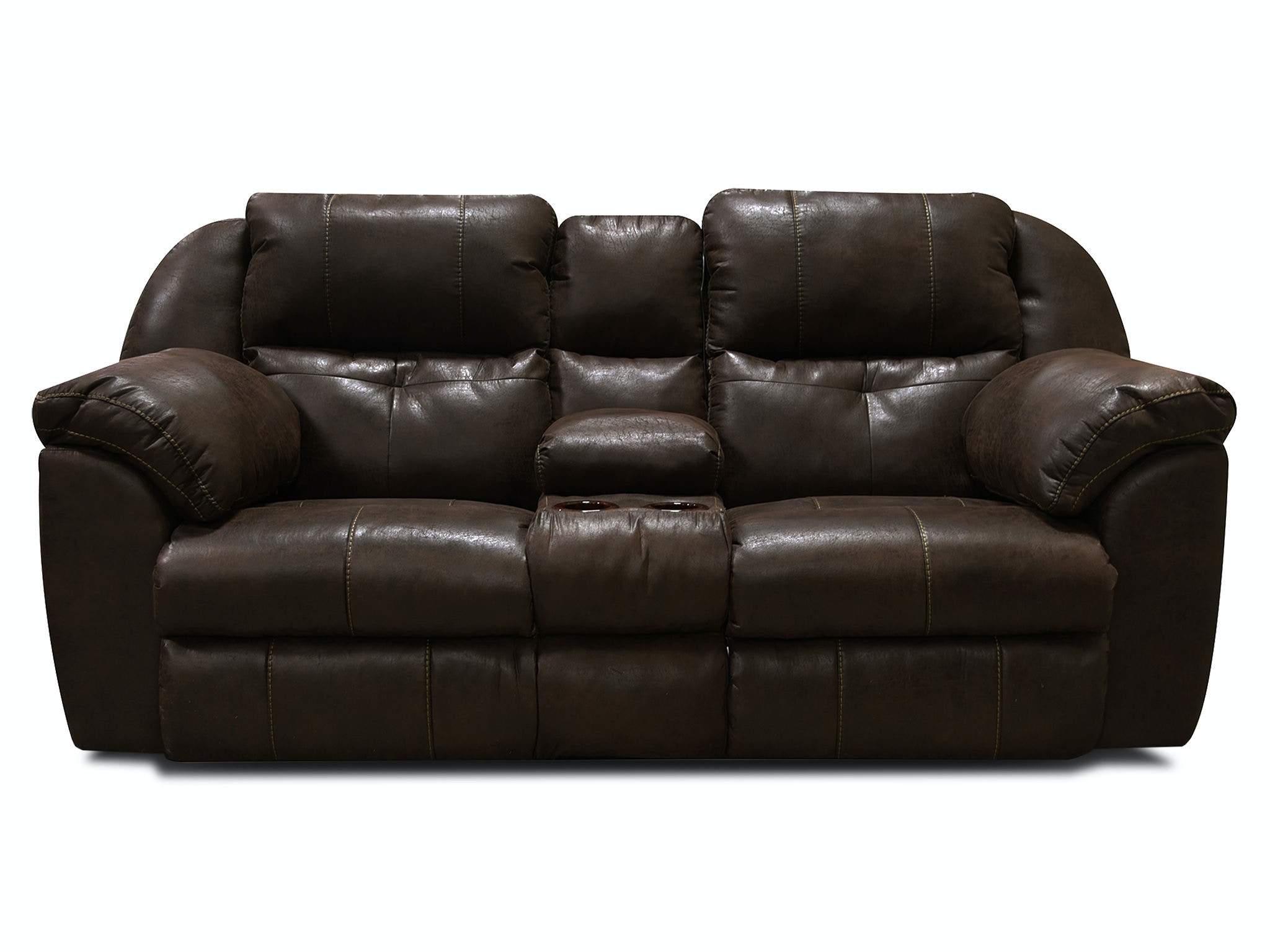 England Double Reclining Loveseat Console EZ6D85H  sc 1 st  England Furniture & England Living Room Double Reclining Loveseat Console EZ6D85H ... islam-shia.org
