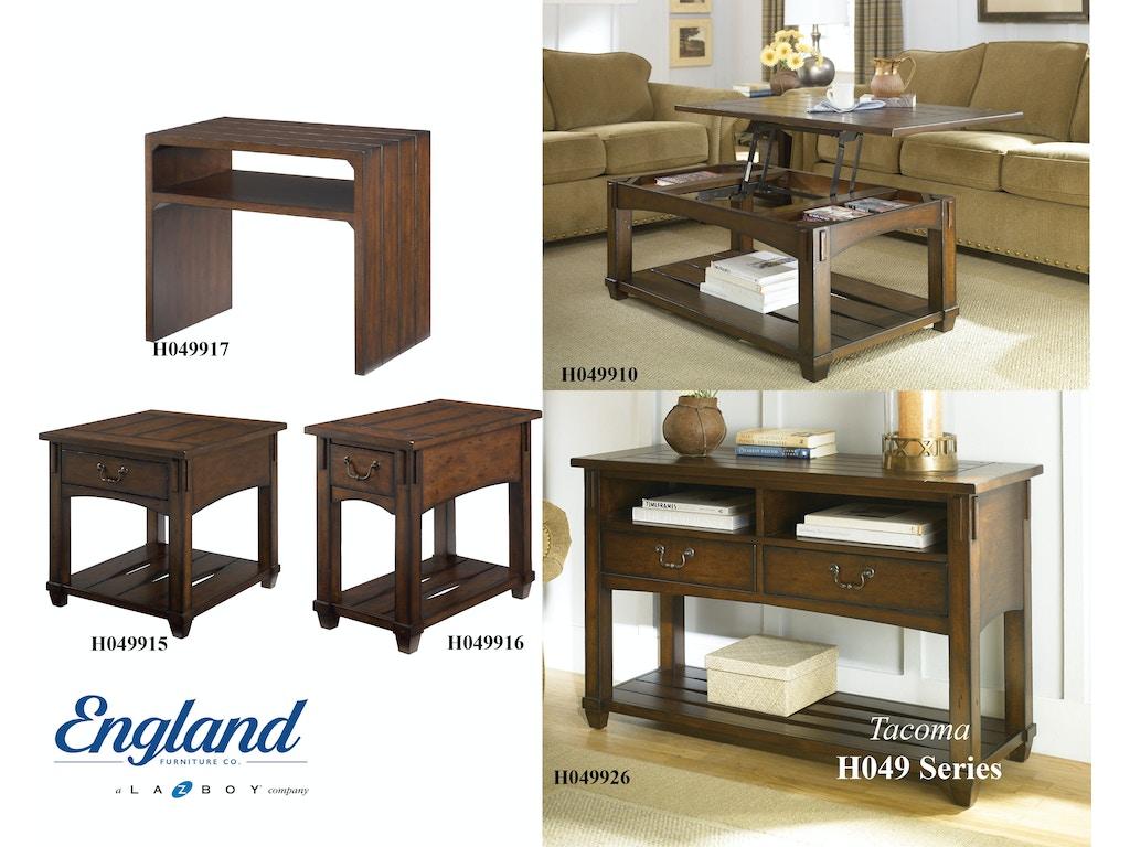 England Living Room Tacoma Tables H049 Trivett 39 S