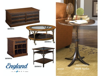 England Mercantile Tables H050