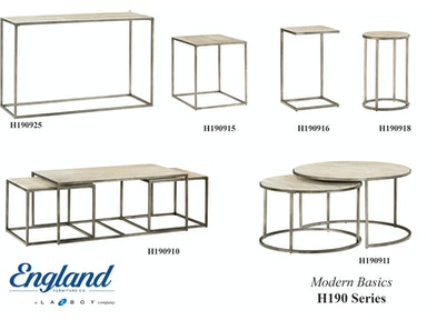 England Modern Basics Tables H190