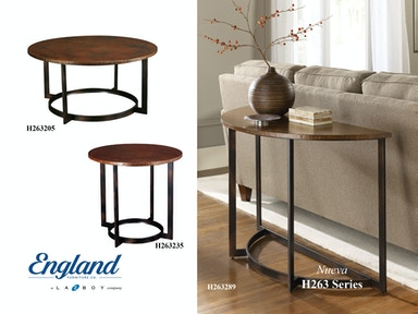 England Nueva Tables H263