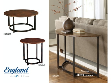 Nueva Tables H263