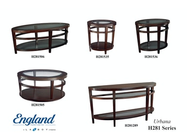 England Urbana Tables H281