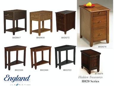 England Hidden Treasures Tables H020
