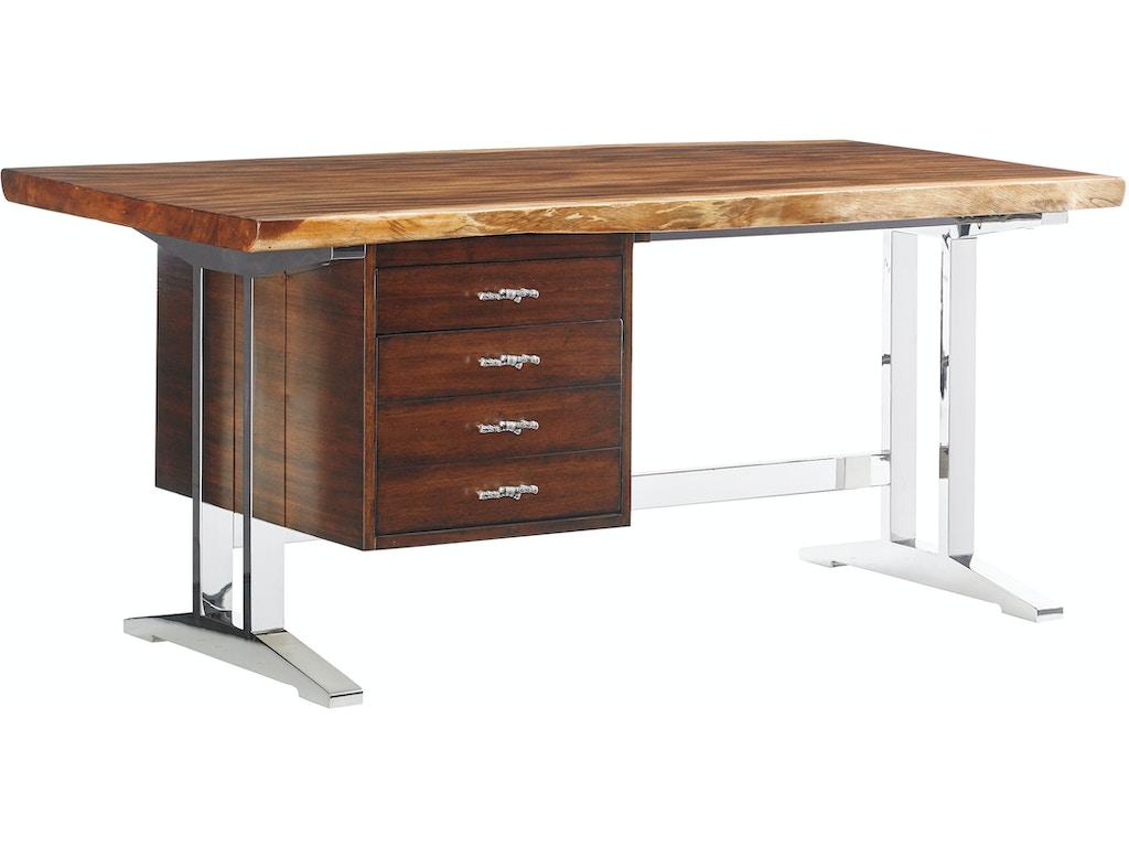 Sligh Home Office Lacosta Live Edge Writing Desk 100nl 405