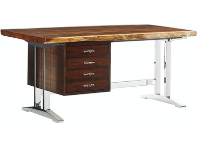 Sligh LaCosta Live Edge Writing Desk 100NL-405
