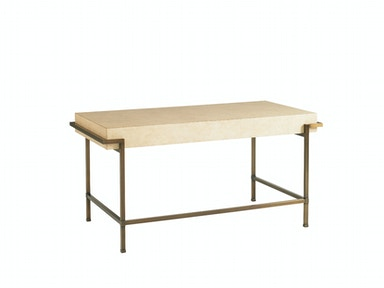 Parchment Writing Desk