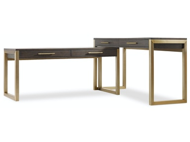 Hooker Furniture Curata 2 Pc Desk Group 1600-10453-DKW