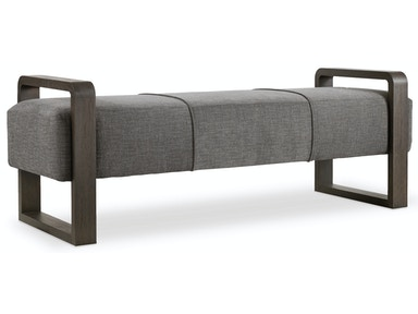 Hooker Furniture Curata Upholstered Bench 1600-50006-DKW