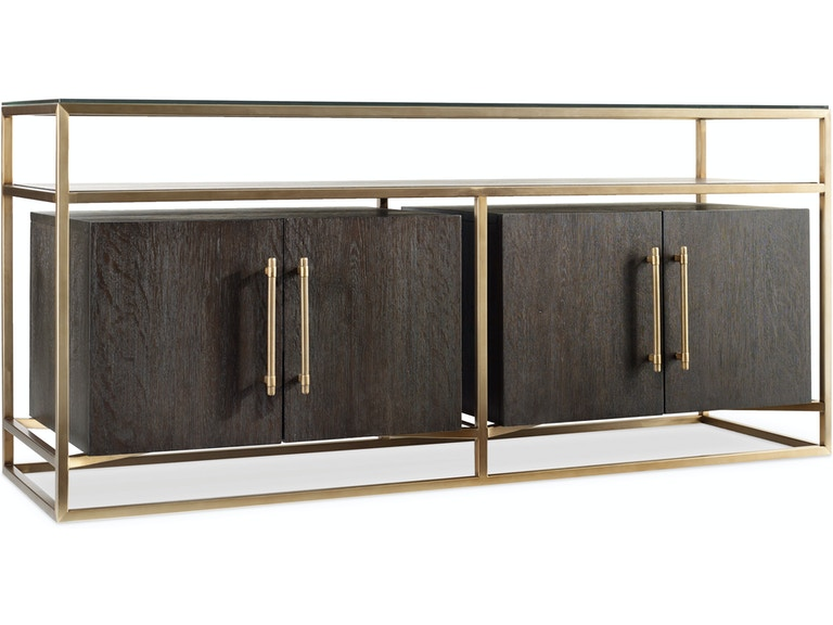 La Credenza Meaning : Hooker furniture home entertainment curata console