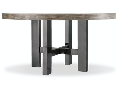 Hooker Furniture Curata 60in Round Dining Table 1600-75201-MWD