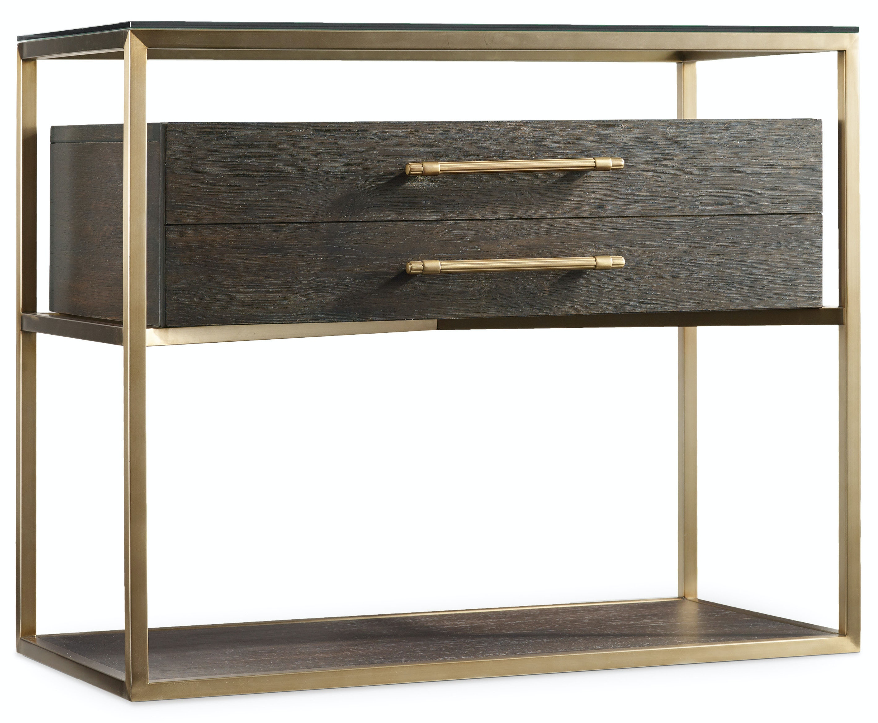 Hooker Furniture Bedroom Curata One Drawer Nightstand 1600 90016 DKW