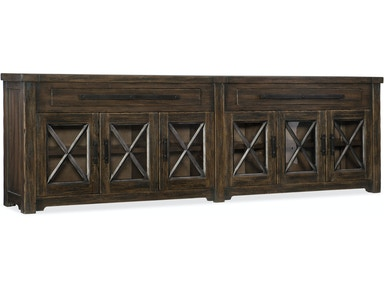 Hooker Furniture Roslyn County Credenza 1618-85001-DKW